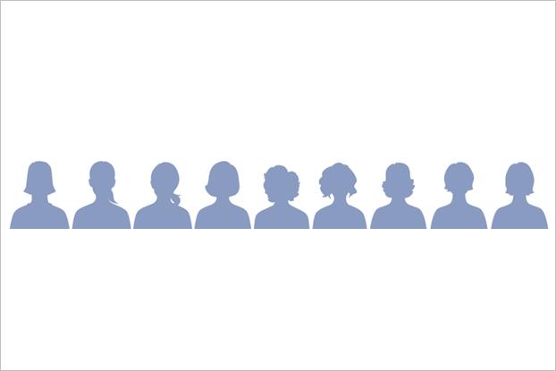 Сотрудница Facebook переделала иконки мужчины и женщины. Изображение № 2.