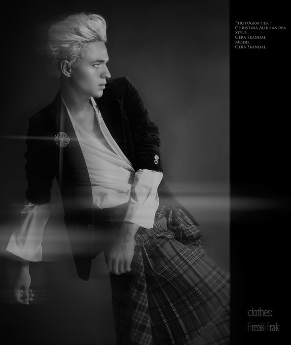 Freak Frak and magazine editorial. Изображение № 14.