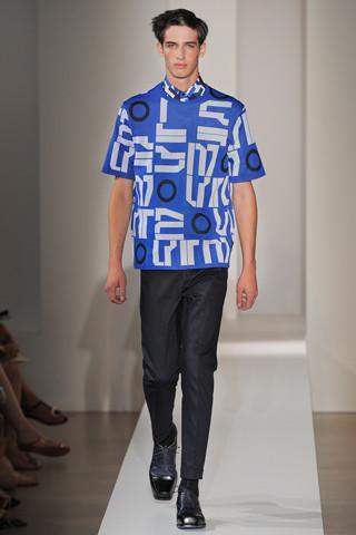 Неделя мужской моды в Милане: День 1. Изображение № 28.