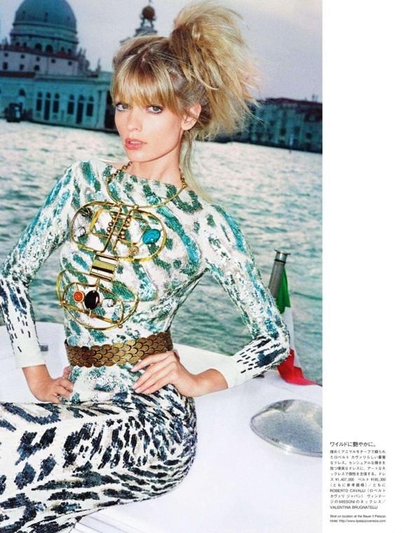 Съёмка: Юлия Штегнер для Vogue. Изображение № 6.