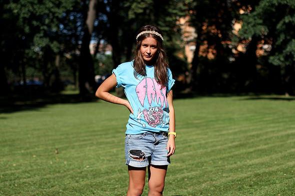 Специальные футболки Anteater для музыкального коллектива SRKP. Изображение № 1.