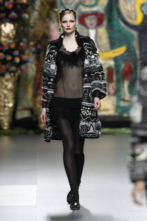 Испанцы Fall Winter 2011/2012: FRANCIS MONTESINOS. Изображение № 11.