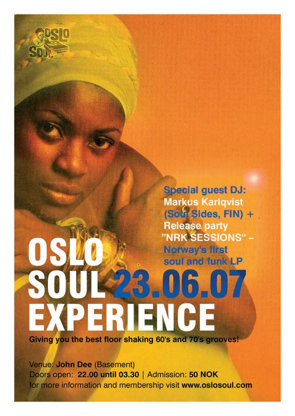 DJ BJOERN ESPEN (OSLO SOUL EXPERIENCE). Изображение № 10.