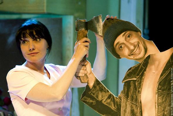 Полина Бахтина: Как я стала театральным художником. Изображение № 16.