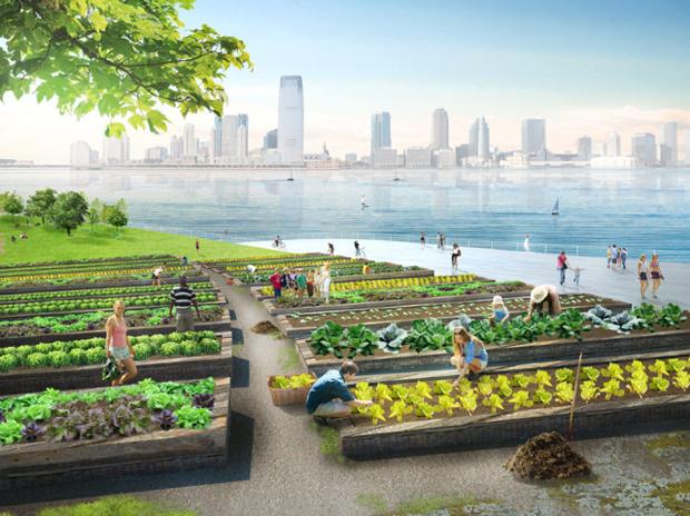 В Нью-Йорке могут построить новые острова. Изображение № 5.