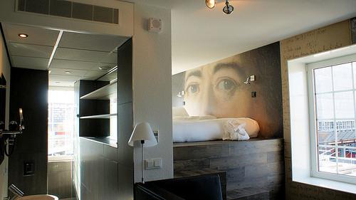 Hotel Inntel Zaandam. Изображение № 6.