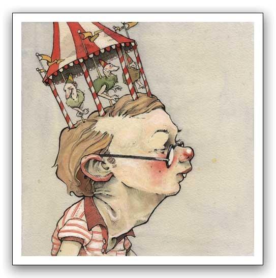 Watercolor humour. Изображение № 1.