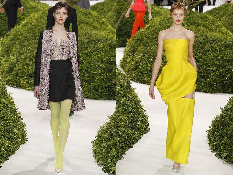 Кутюр в деталях:  Dior и Giambattista Valli. Изображение № 3.