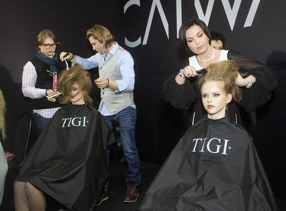 Официальный запуск компании TIGI в России. Изображение № 7.