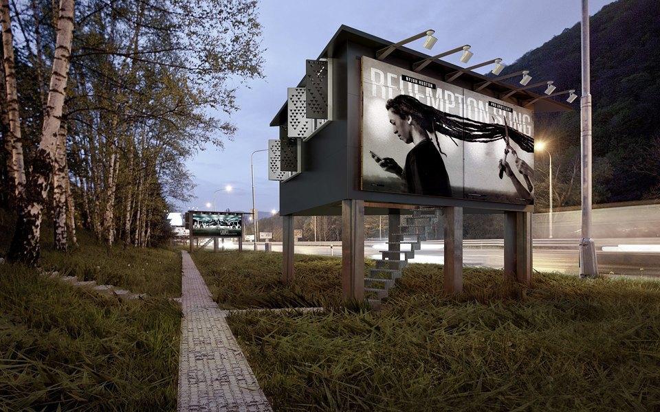 Фото: необычные проекты жилья для бездомных . Изображение № 5.