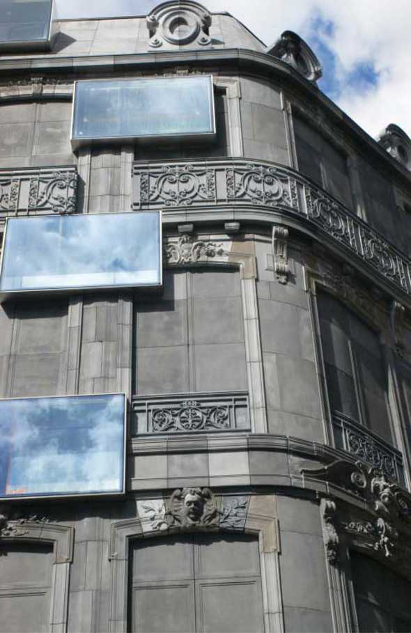 Hotel Fouquet Barrier. Изображение № 3.