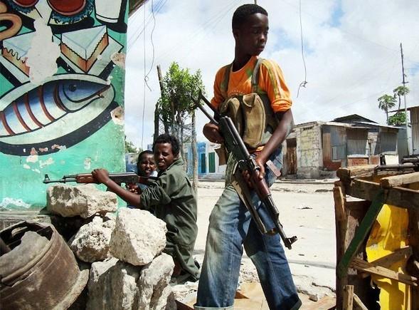 Сомали: война вфотографиях. Изображение № 2.
