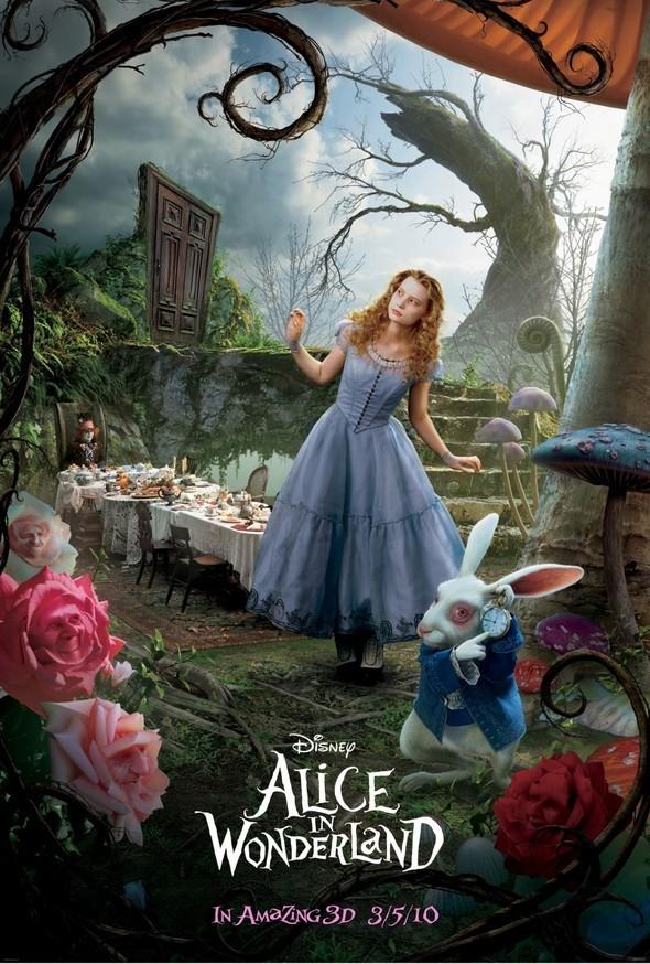 Alice in Wonderland. Изображение № 5.