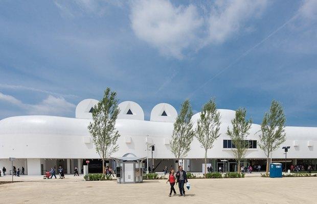 10 павильонов Всемирной выставки, которые помогут накормить планету. Изображение № 6.