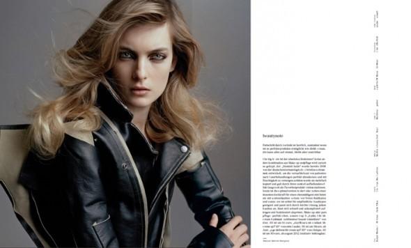 Съемки: Vogue, Elle, Tush и другие. Изображение № 44.