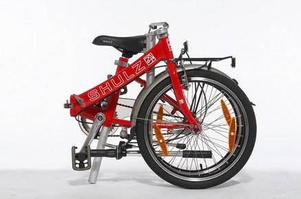 Складные велосипеды Shulz. Изображение № 4.