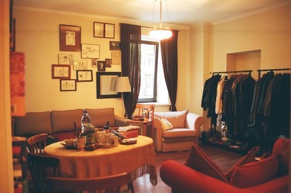 Квартира N3: ОляШакина, редактор журнала Tatler. Изображение № 3.