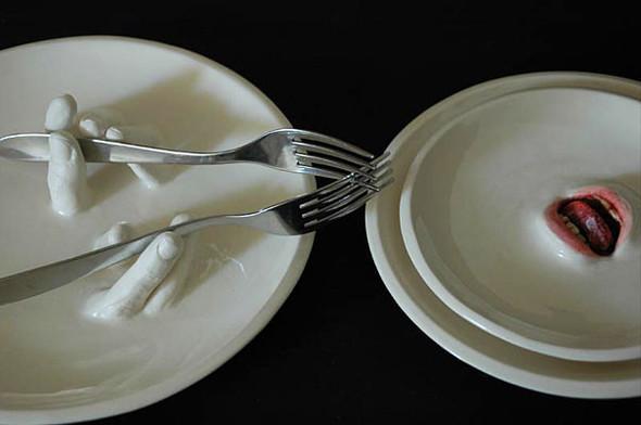 Страшная посуда. Изображение № 1.