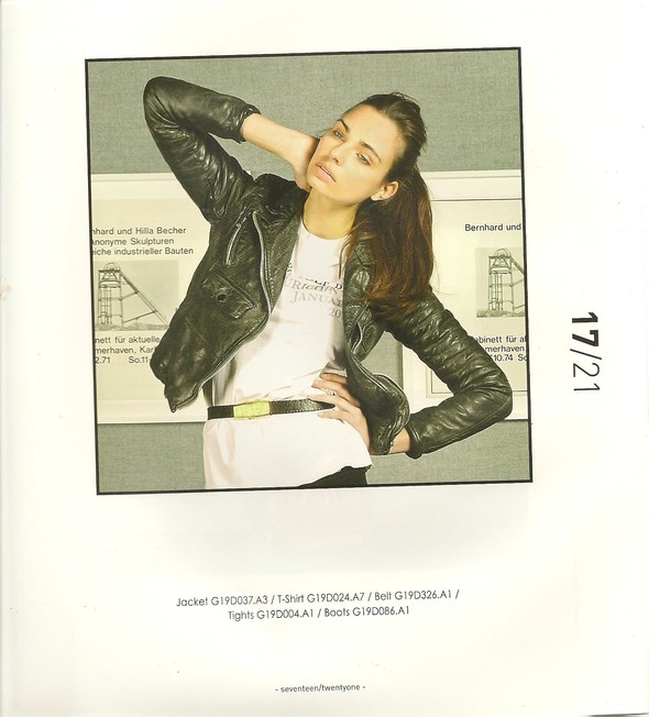 Lookbook Golden Goose women's FW2011-2012. Изображение № 33.