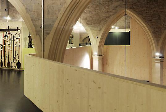 Изображение 13. Новая жизнь старых зданий.. Изображение № 13.
