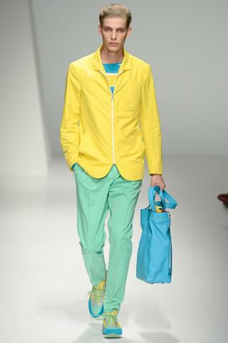 Неделя мужской моды в Милане: День 2. Изображение № 22.