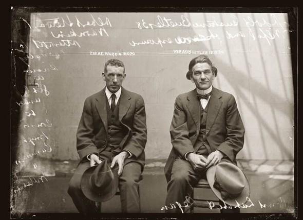 Фотографии американских гангстеров начала 20 века. Изображение № 33.
