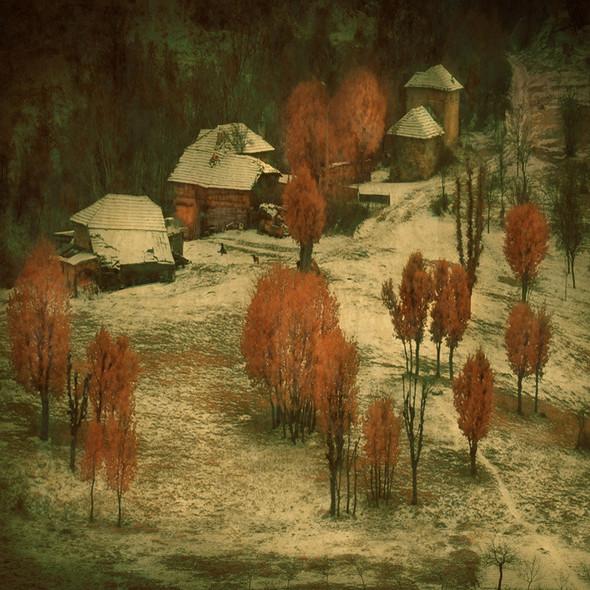 Загадочно-прекрасный мир болгарской фотохудожницы Магдалены Ванли. Изображение № 1.