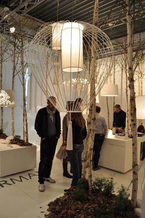 Лампы на Миланской Неделе Дизайна 2010. Изображение № 7.