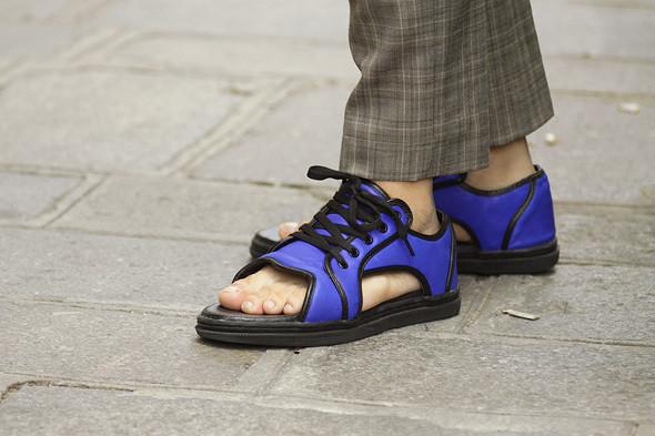 Изображение 13. Детали: Мужская неделя моды в Париже.. Изображение № 13.