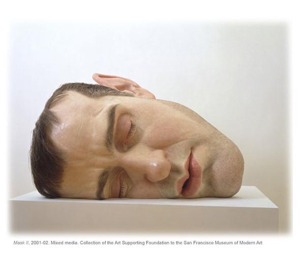 Скульптор-гиперреалист РонМуек (Ron Mueck). Изображение №18.