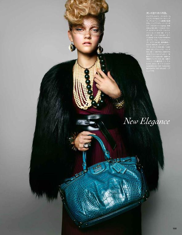 Съёмка: Ясунари Кикума для Vogue. Изображение № 6.