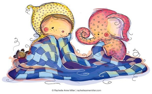 Иллюстратор Rachelle Anne Miller. Изображение № 34.