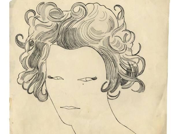 Неизвестные рисунки Энди Уорхола покажут в Лондоне. Изображение № 3.