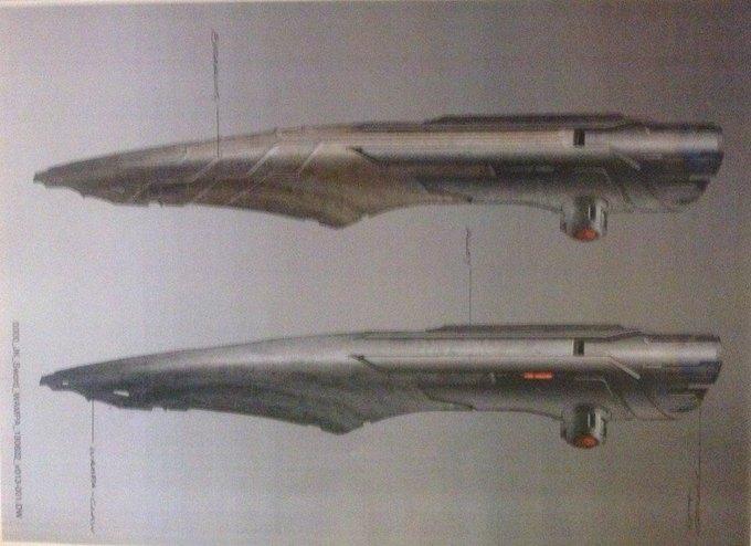 В Сеть выложили 32 концепт-арта для «Звёздных войн VII». Изображение № 28.