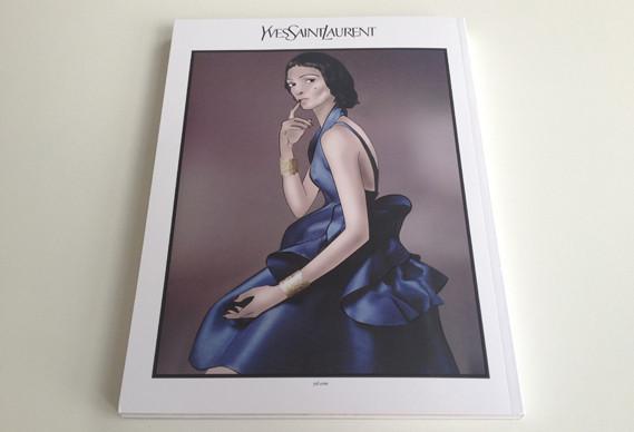 Журнал о моде Herself: только иллюстрации и никаких фотографий. Изображение № 13.