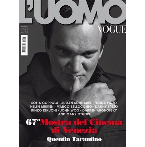 Пять новых обложек: Vogue, Frankie, Indie и другие. Изображение № 1.
