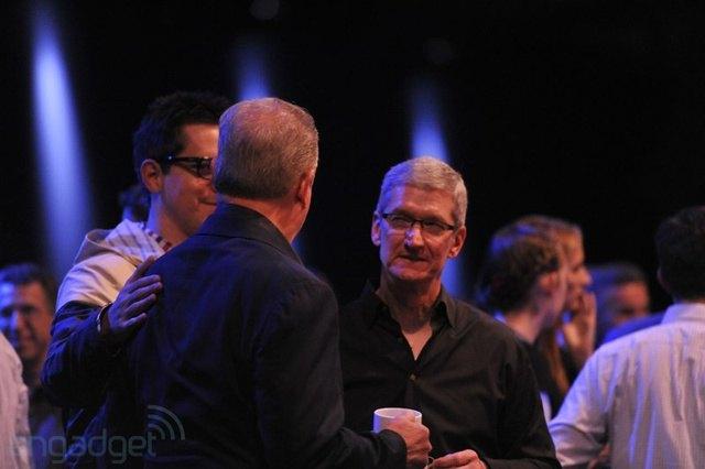 Трансляция: Apple представляет новую iOS и другие продукты. Изображение № 72.