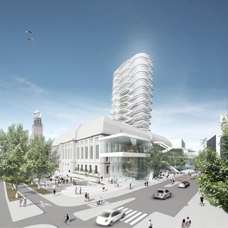 Реконструкция здания почты вРоттердаме, Нидерланды. Изображение № 3.