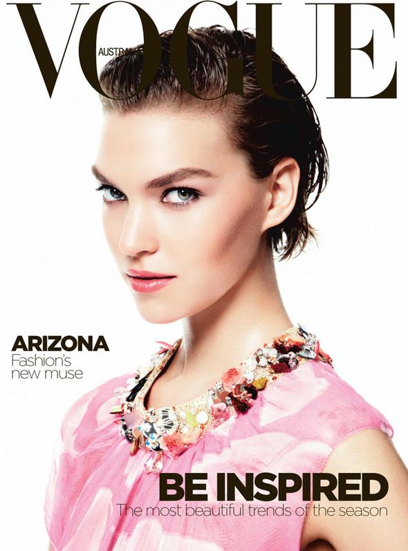 Обложки Vogue: Австралия, Португалия и Япония. Изображение № 3.