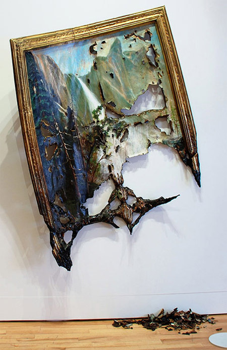 Wasted art by Valerie Hegarty. Изображение № 7.