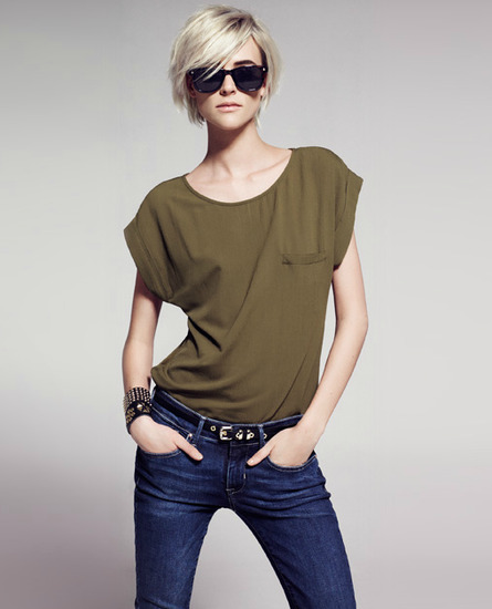 Лукбуки: H&M, Zara, Urban Outfitters и другие. Изображение №119.