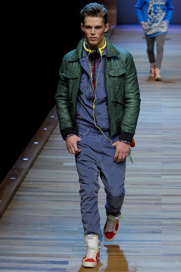 Изображение 161. Milan Fashion Week. Часть 1.. Изображение № 22.
