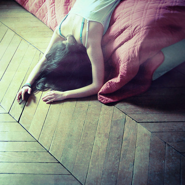 Потусторонний мир в фотографиях Julie de Waroquier. Изображение № 10.