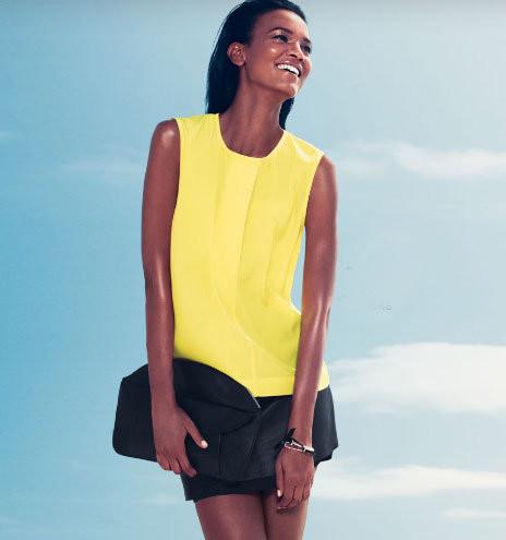 Лукбук: H&M Early Spring 2012. Изображение № 2.