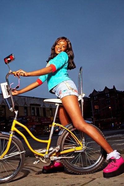 Азилия Бэнкс, хип-хоперша и любительница сипанка. Изображение № 25.