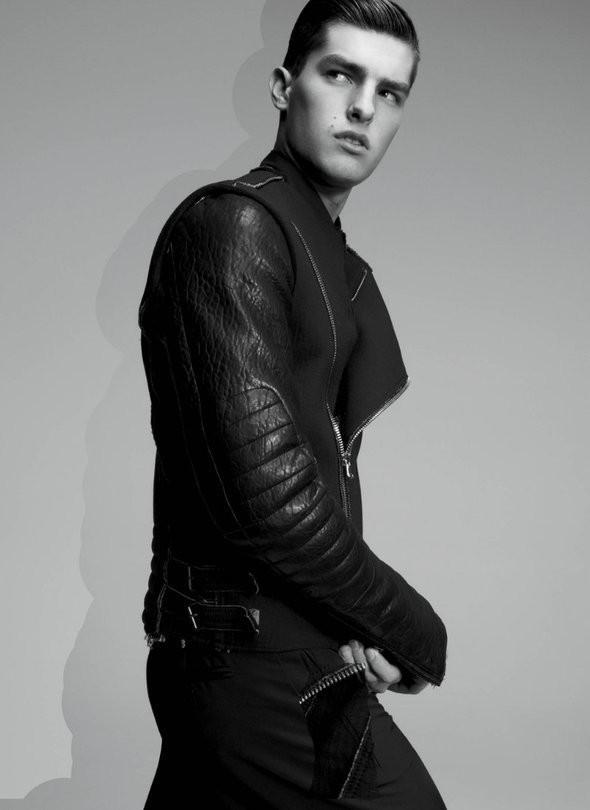 Изображение 8. Превью мужских кампаний: Jil Sander, Dolce & Gabbana и другие.. Изображение № 5.