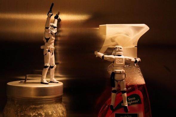Stormtroopers dayoff. Изображение № 9.