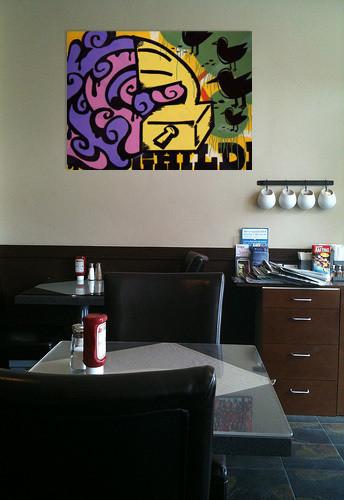 Изображение 4. Граффити панели ROCK-N-WALL.. Изображение № 4.