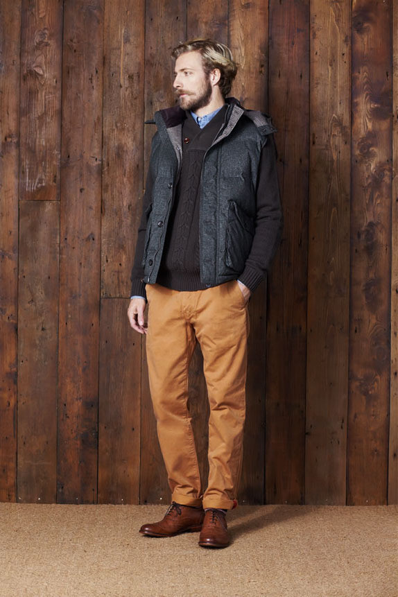 Ben Sherman Lookbook AW11. Изображение № 3.