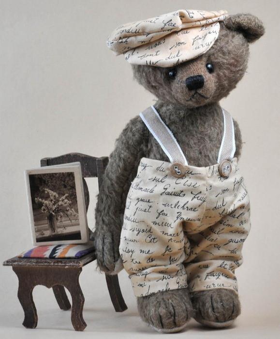 Медвежонок Тэдди. Изображение № 2.